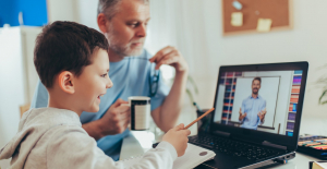 How To Manage A Child's Behavior When Doing Distance Learning