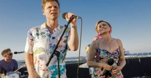 Alphabeat: - We waved goodbye to the...