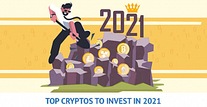 2021's 5 Best Cryptocurrencies to Invest in