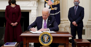 Early Signs Reveal honeymoon period for Biden Management: POLL