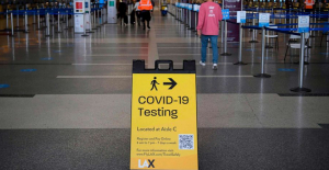 US'actively Searching' at Demanding COVID testing before National flights