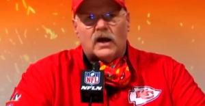 Kansas City Chiefs coach Andy Reid on Boy Britt Reid's crash:'Heart bleeds for everyone involved'