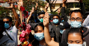 Myanmar junta Closes Twitter and Instagram to Suppress protests