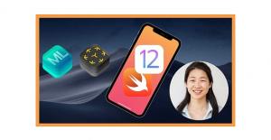 IOS 12 & Swift – The Complete IOS App Development Bootcamp