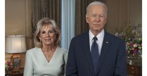 Bidens Utilize Easter message to Market COVID-19 vaccinations