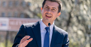 Buttigieg on Biden#039;s infrastructure...