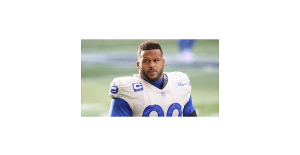 Rams' Aaron Donald'Assaulted' and'Hit' Guy, broke his nose,' Attorney says