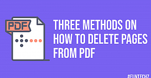 Remove Unnecessary PDF Pages With PDFBear