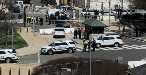 Suspect identified in Murdering officer at US Capitol barricade: Resources