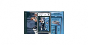 Tom Brady rookie card sells for record $2.25 million