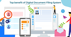 6 Advantages of Using Digital Document Filing in Your Workplace