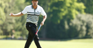Bryson DeChambeau finishes tied for ninth at Wells Fargo Championship after cut mix-up