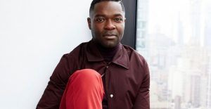 David Oyelowo Meets new directing Fire in'Water Person'