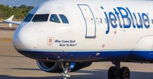 JetBlue passenger Detained on drug charges after'erratic' Behaviour forces emergency landing
