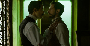 """Le Bal des 41"", on Netflix: sad and beautiful gay waltz under the dark skies of Mexico"
