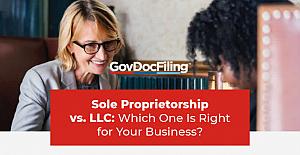 LLCs vs. Sole Proprietorships: Make...