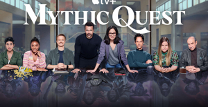 'Mythic Quest': Apple TV + comedy triumphs again with great season 2 generous in laughter and post-pandemic animation