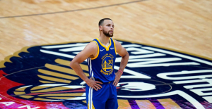 Stephen Curry, Golden State Warriors cool off after lights fail at Smoothie King Center, as New Orleans Pelicans rally for win