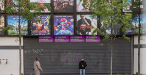 The reopening of cinés turns into a rat race