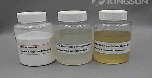 What Are the Key Features of Polycarboxylate Superplasticizer