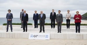 As summit Finishes, G-7 Encouraged to Provide on climate