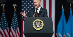 Biden calls for Systemic racism among'the great Disasters of our time'