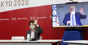 Tokyo Olympics to Let local Lovers -- but with Stringent limits