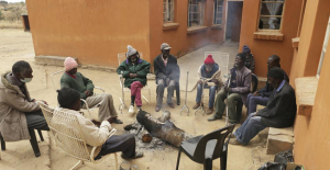 During pandemic, Zimbabwe's elderly are often evacuated to their homes