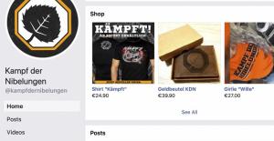 Neo-Nazis still use Facebook. They're still making money