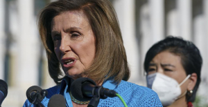 Pelosi promises to pass infrastructure...