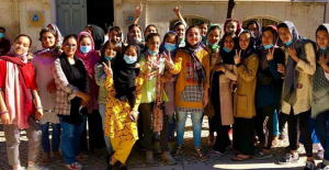 Portugal offers asylum to Afghanistan's girls soccer team