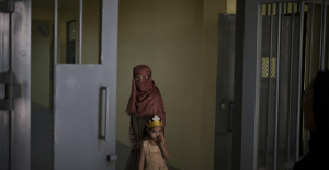 Taliban now control areas where women sought refuge from abuse