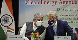 India says net zero goals are not the solution.