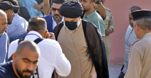 Iraq's parliamentary vote was marred by voter apathy and boycott
