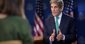 Kerry: The world is short on climate goals