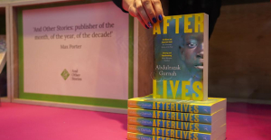 Nobel Literature Prize for Tanzania: Abdulrazak Gurnah, Tanzania