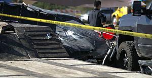 Texas Drag Race Driver slams into spectators, killing two children