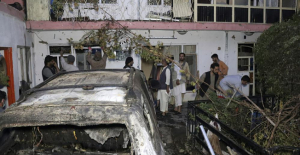 The US promises to pay the families of Afghans who were killed in a drone strike