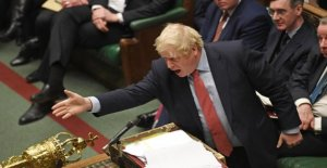 Brexit: Johnson, January 31, via from the Eu, now just divisions