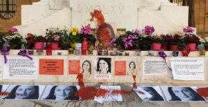Malta, vandalized the memorial of Daphne Caruana. It is the second time in 3 days