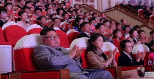 North Korea, the aunt of Kim reappears in public after six years