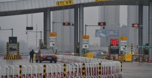 Stop to the circulation of cars in Wuhan, the city was quarantined