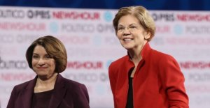 Usa 2020: the 'New York Times' endorses two women, Warren, and Klobuchar