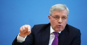 Germany, hit the scene in the post Merkel: candidate Norbert Roettgen