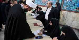 Iran's election, preliminary data: the conservatori head, disappointment reformists