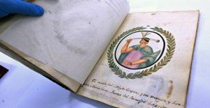 Peru, rediscovered after 140 years, the manuscript of the memoirs of the Inca