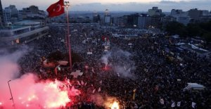 Turkey, acquitted the accused of the revolt of Gezi Park