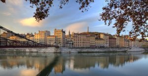 48 hours in Lyon, the capital of the Gauls, in full metamorphosis